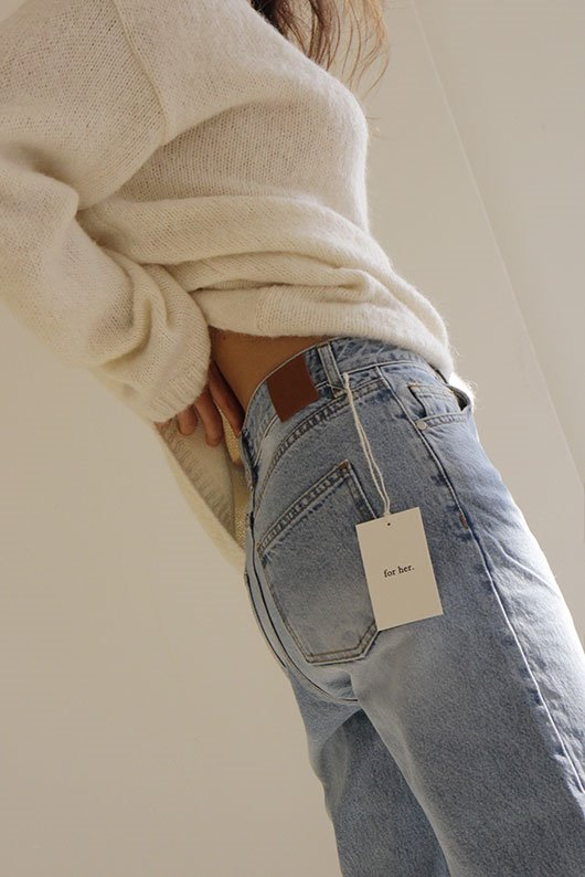FOR HER DENIM