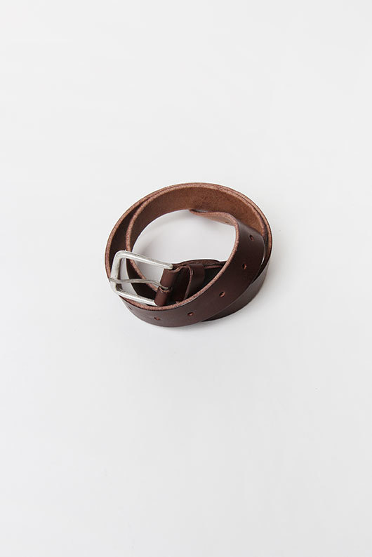 [BOTTEL] ARON LEATHER BELT
