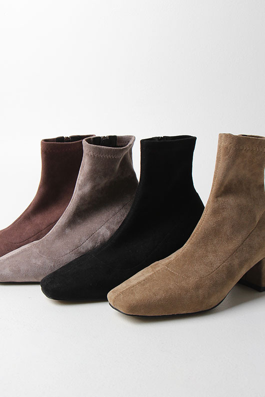 SUEDE DAILY BOOTS